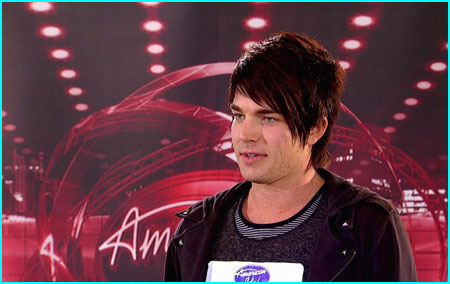 adam audition
